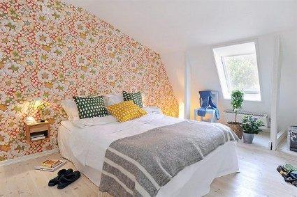 Dormitorios estilo nordico estilo escandinavo - Habitaciones nordicas ...