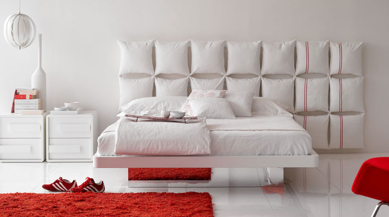 Dormitorios estilo nordico estilo escandinavo - Cabecero estilo escandinavo ...