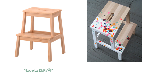 Personalizar muebles de ikea estilo escandinavo - Muebles bajo escalera ikea ...