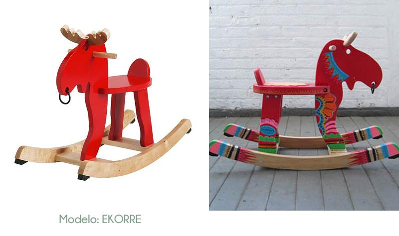 muebles de Ikea | Estilo Escandinavo