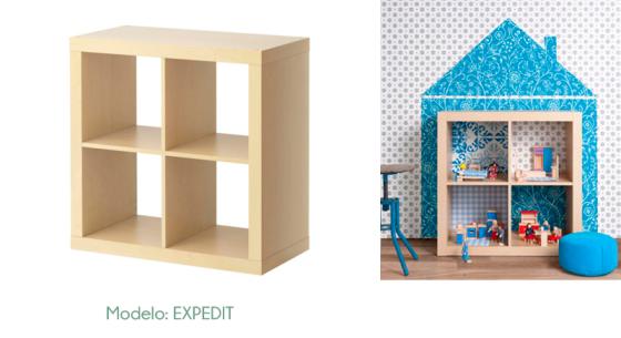 Personalizar muebles de ikea estilo escandinavo - Ikea patas muebles ...