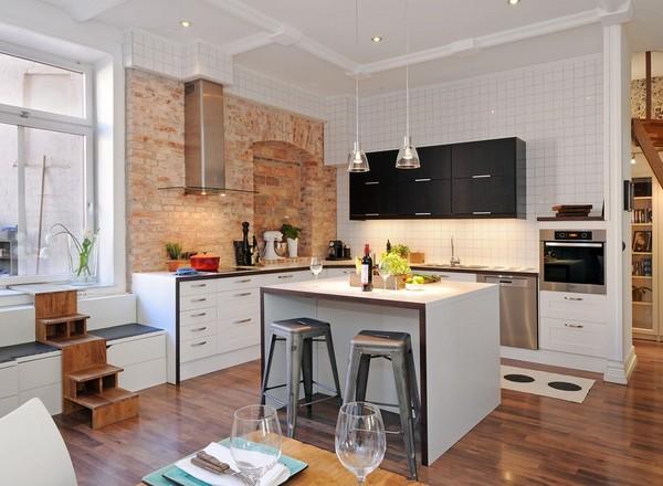 diseño en cocinas | Estilo Escandinavo