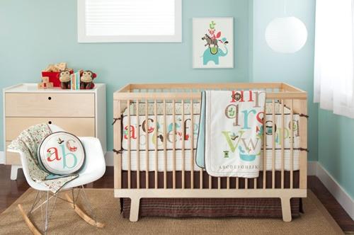 Dormitorios infantiles estilo escandinavo estilo escandinavo for Decoracion infantil estilo nordico