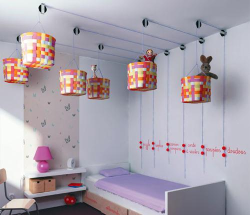 Ideas para almacenar juguetes estilo escandinavo - Estanterias para habitaciones infantiles ...