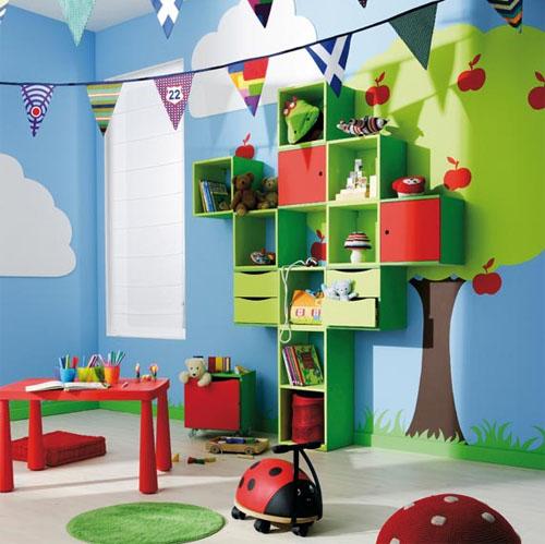 Jugueteros originales estilo escandinavo - Habitaciones de juguetes ...