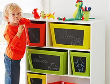 Ideas para organizar los juguetes estilo escandinavo - Estanterias guardar juguetes ...