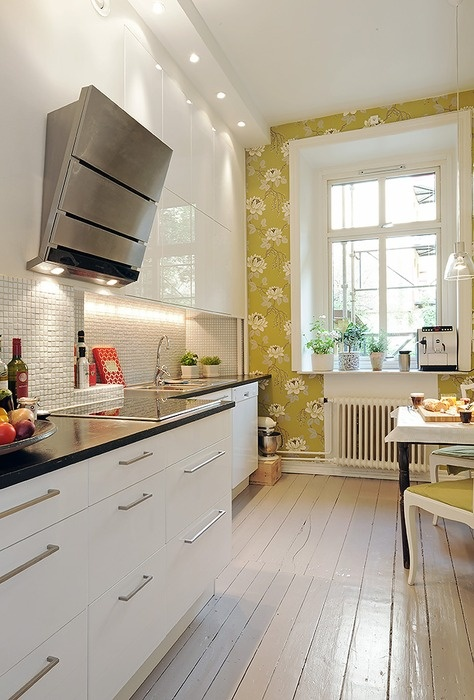 cocinas estilo nórdico | Estilo Escandinavo
