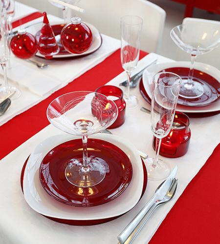 va mi propuesta para una mesa decorada