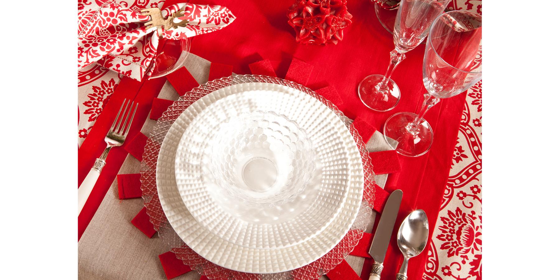 Ideas para decorar mesa en navidad estilo escandinavo for Ideas mesa navidad