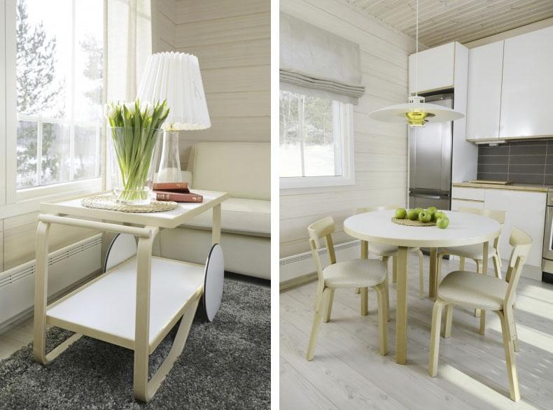 Silla paimio estilo escandinavo for Alvar aalto muebles