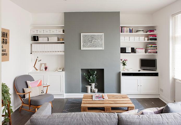 Vivienda estilo n rdico estilo escandinavo for Vivienda y decoracion online