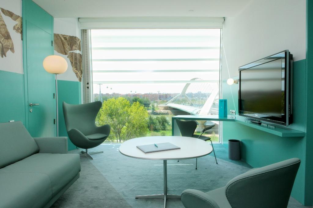 Hiberus Salón Suite