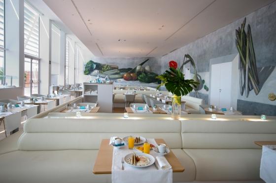 Hiberus Salon de desayunos
