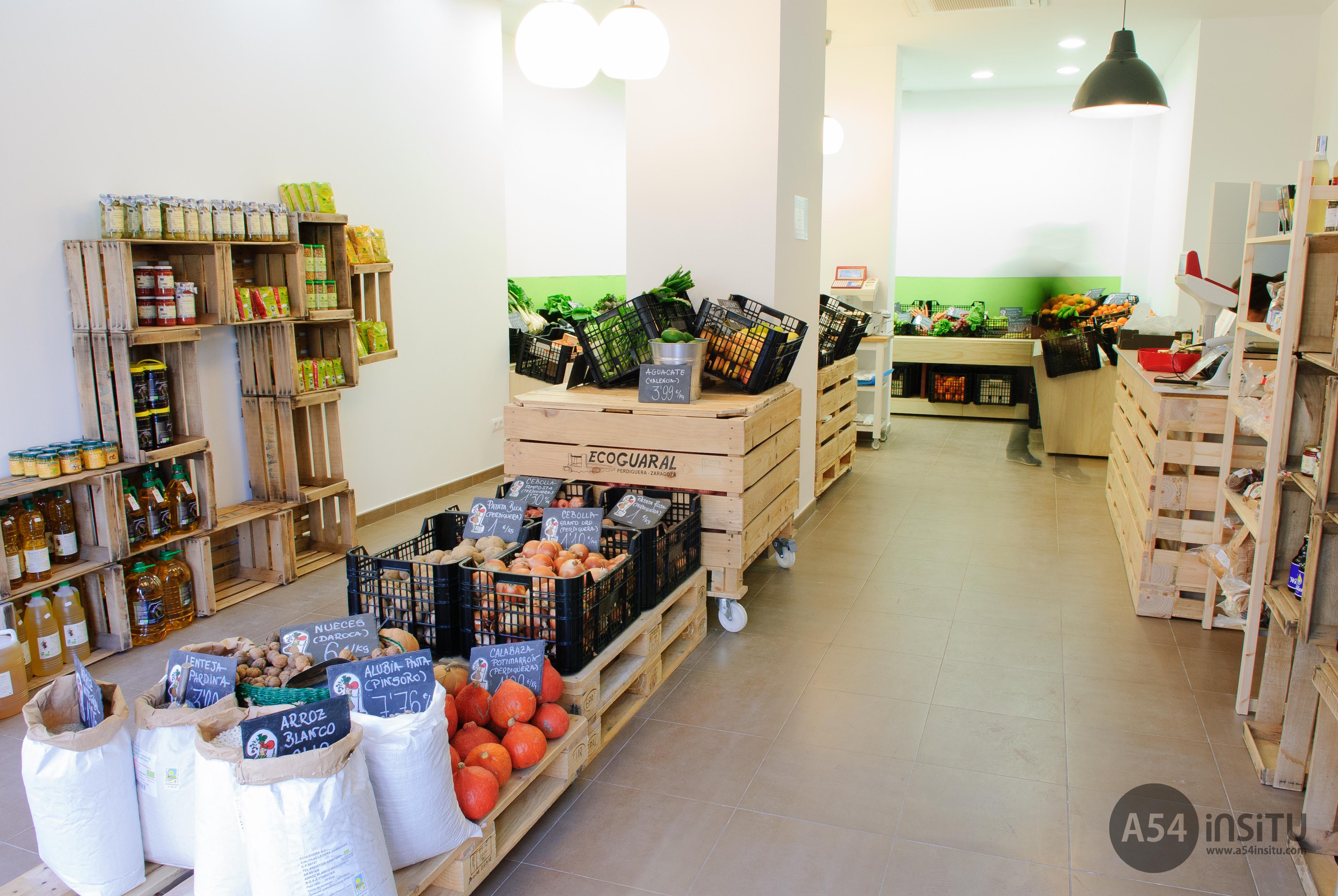 Decoraci n de comercios estilo escandinavo for Decoracion para comercios