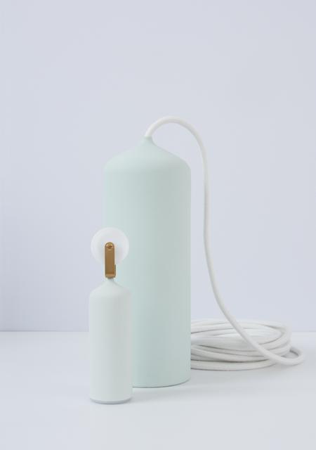 porceleinlamp 10