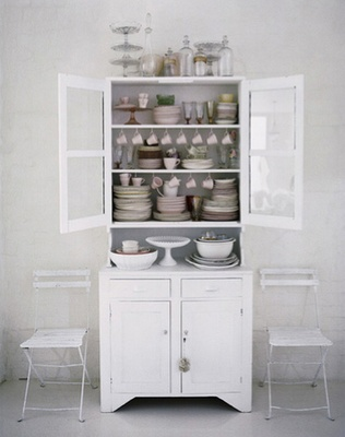 Alacena 09 estilo escandinavo - Alacenas de cocina antiguas ...