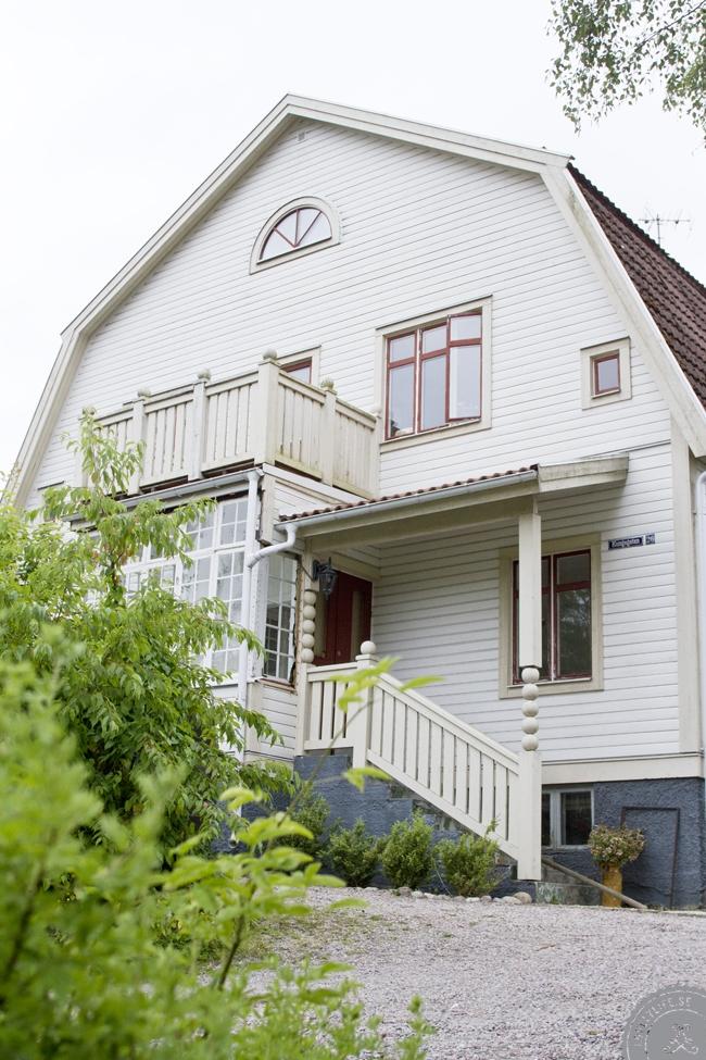 La casa de una blogger sueca estilo escandinavo - La casa sueca ...