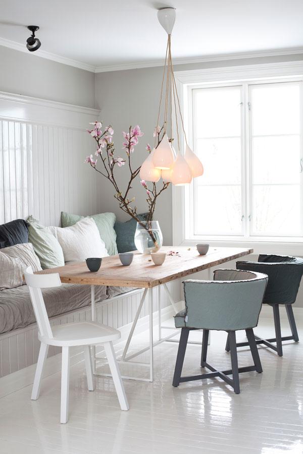Scandinavian style home estilo escandinavo - Salones estilo escandinavo ...