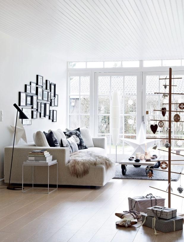 Decoraci n en navidad estilo escandinavo - Casas estilo escandinavo ...