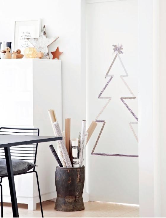 casa-estilo-escandinavo-decoración-navidad10