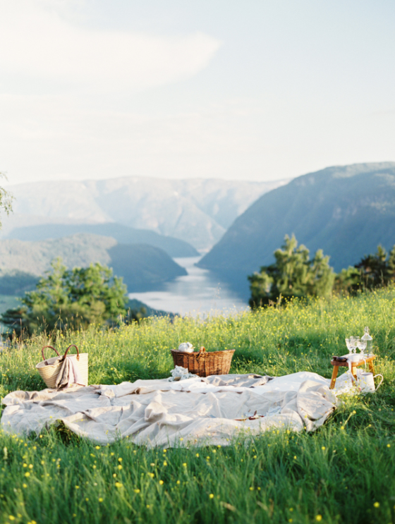 elopement-picnic-norway-wedding-ideas