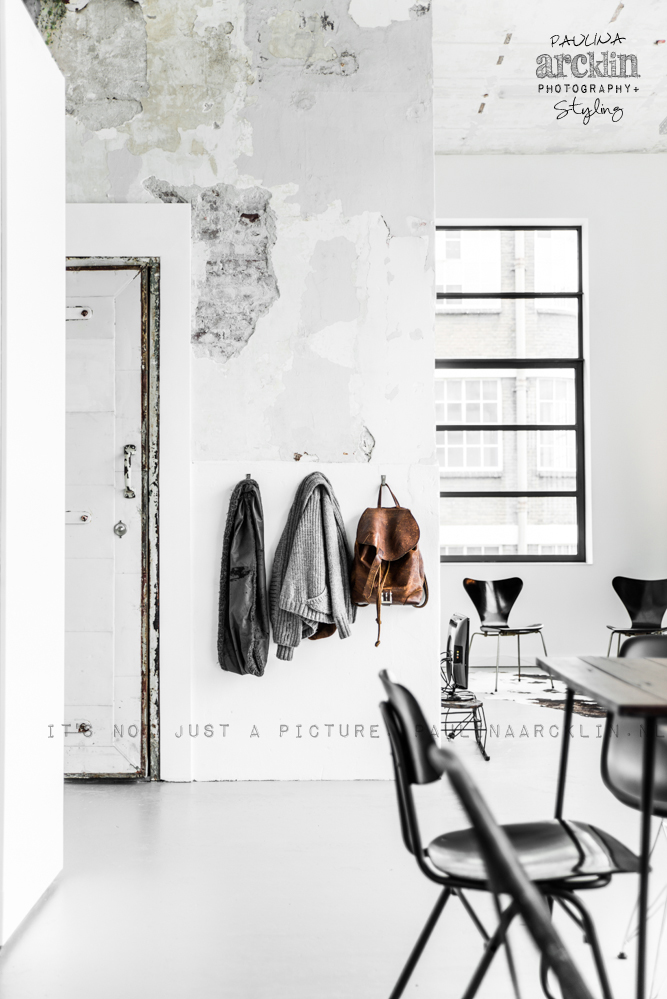 Loft estilo industrial estilo escandinavo for Estilo escandinavo industrial