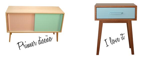 diseño de mobiliario | estilo escandinavo - Muebles Diseno Nordico
